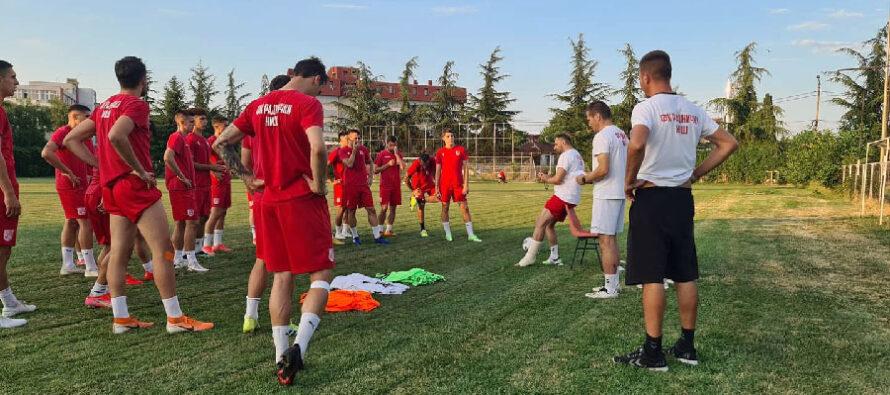 Radnički novu sezonu započinje u Subotici (VIDEO)
