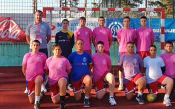 Niški rukometaši drugi na finalnom turniru Sportskih igara mladih