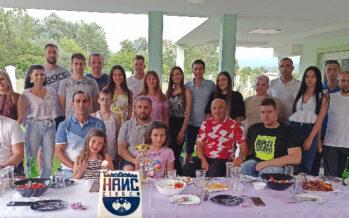 5. rođendan Stonoteniskog kluba za OSI Nais