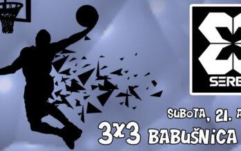 """""""3×3"""" turnir po treći put u Babušnici"""