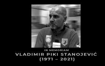 "IN MEMORIAM: Preminuo Vladimir ""Piki"" Stanojević"