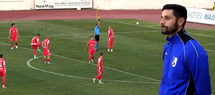Trener omladinaca vodi Radnički protiv Partizana