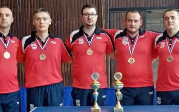 Stonoteniserima Naisa dve bronze na državnom prvenstvu