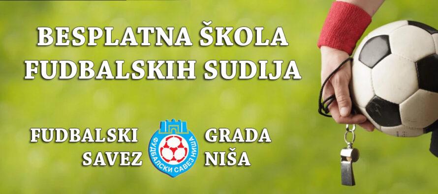 Besplatna škola fudbalskih sudija