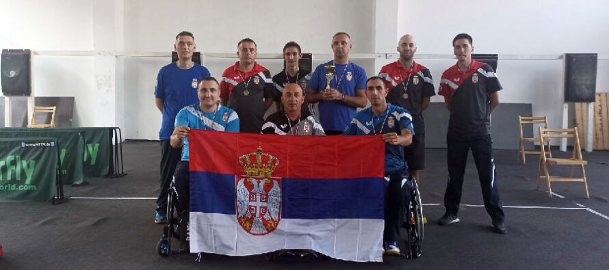 Južnjaci dostojno reprezentovali Srbiju